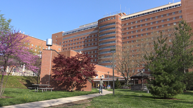 National Institutes of Health Clinical Center Building
