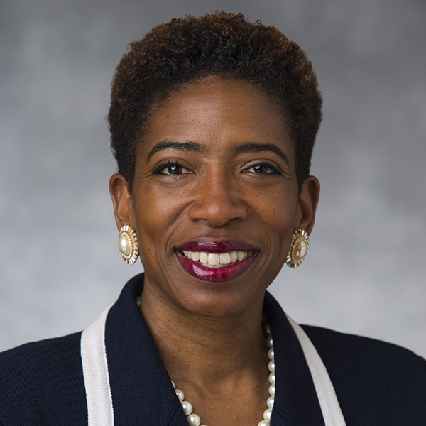 Photo of Carla Harris.