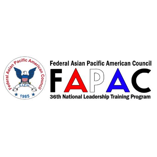 Federal Asian Pacific American Council (FAPAC) logo
