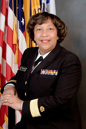 Rear Admiral Helena Mishoe, PhD, MPH
