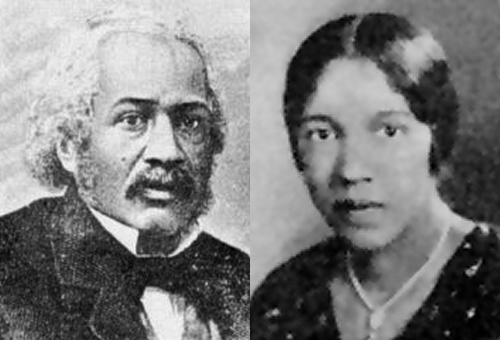 James McCune Smith & Ruth Ella Moore