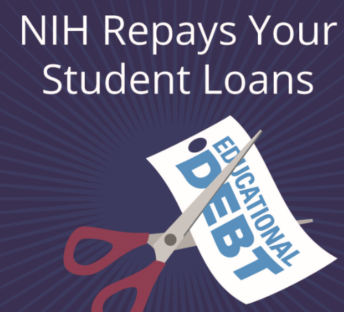 NIH Repays Your Student Loans