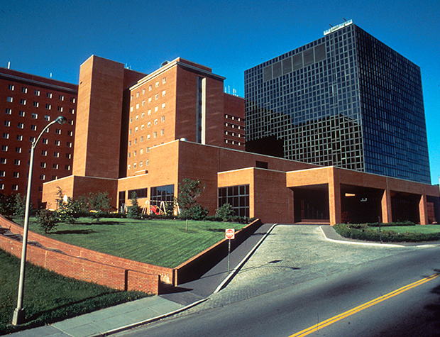 NIH Clinical Center Building