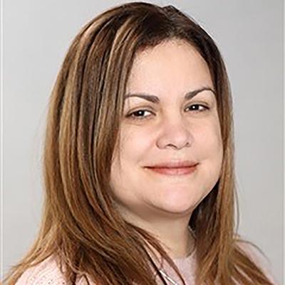 Sandra I.  Vazquez, M.S. RAC