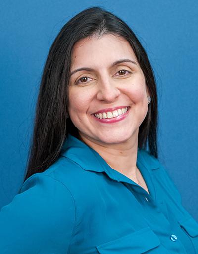Natasha Lugo-Escobar, Ph.D.