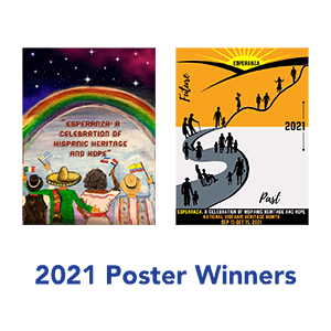 2021 Winning Posters