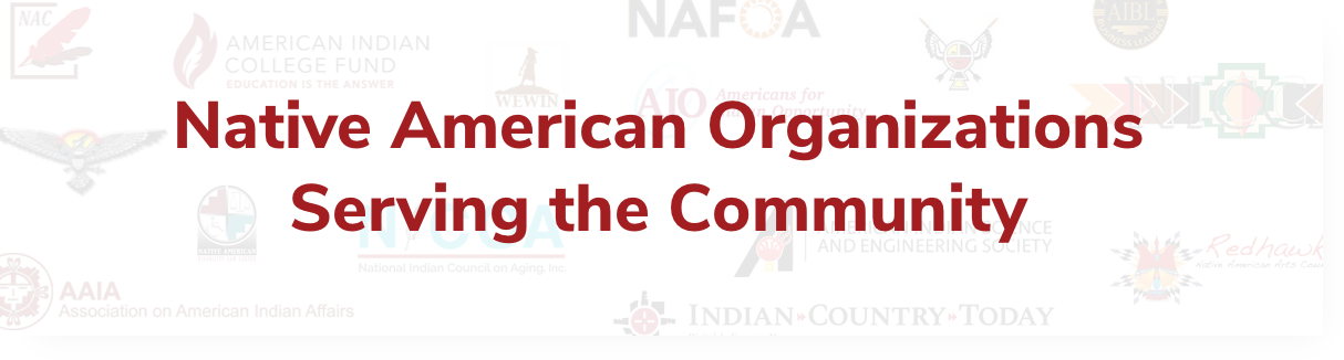 Native American Organizations<br />