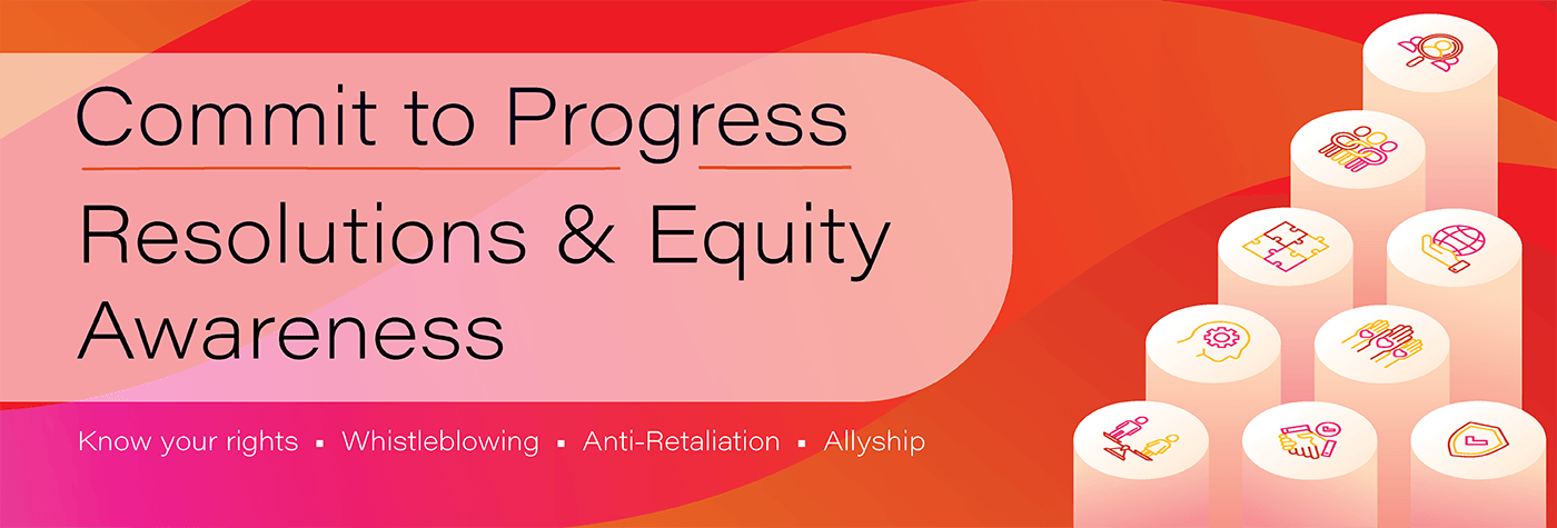 Commit to Progress: Resolutions and Equity Awareness