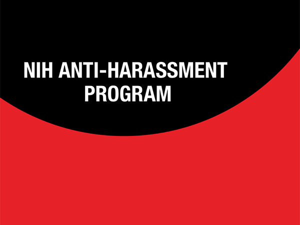 NIH Anti-Harassment Program Launch
