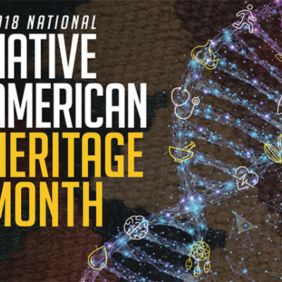 2018 National Native American Heritage Month Event