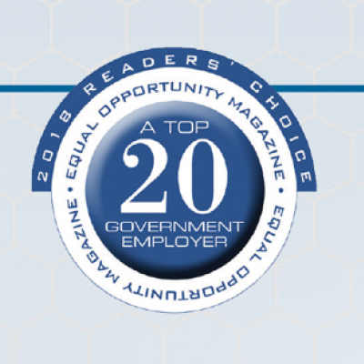 Equal Opportunity Magazine names NIH #1 among Top 20 Employers
